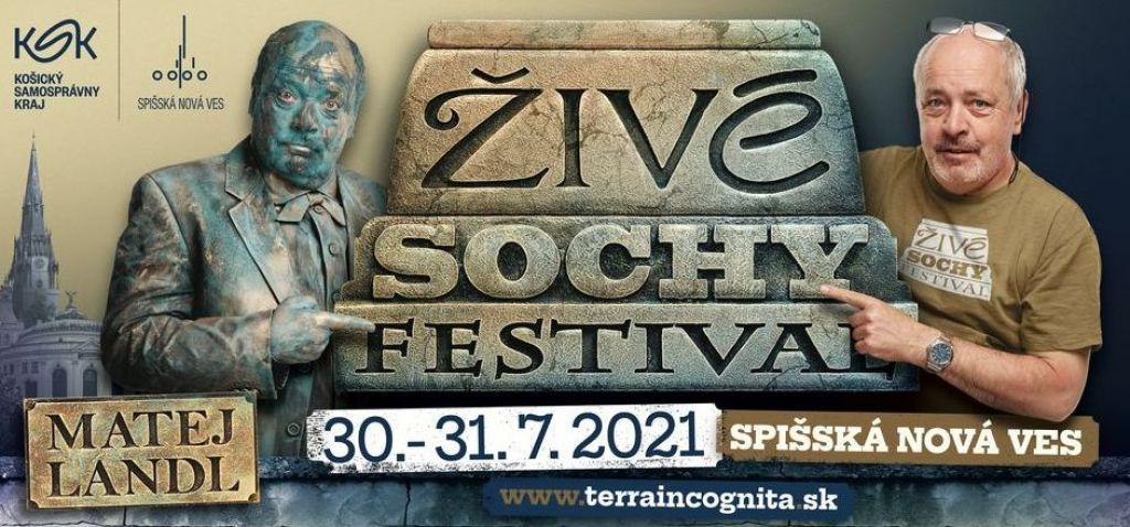 Festival Živé sochy   spisskanovaves.eu