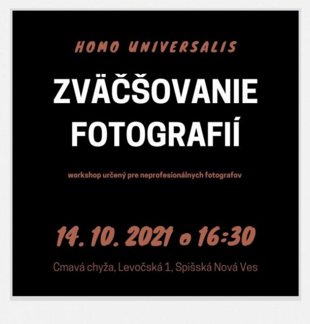 Homo Universalis / Zväčšovanie fotografií | spisskanovaves.eu