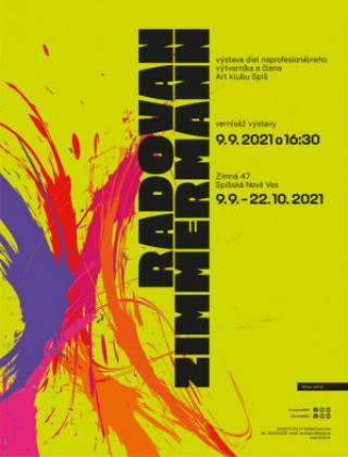 Radovan Zimmermann - výstava | spisskanovaves.eu