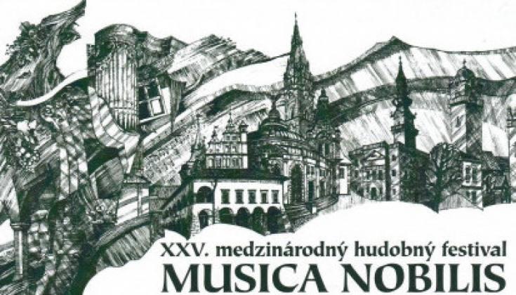 XXV. Medzinárodný hudobný festival MUSICA NOBILIS   spisskanovaves.eu