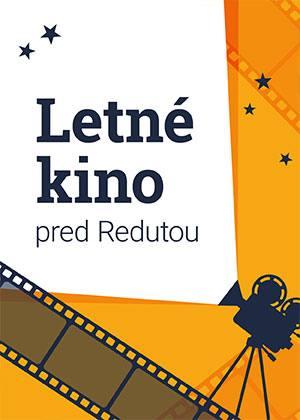 Letné kino pred Redutou | spisskanovaves.eu