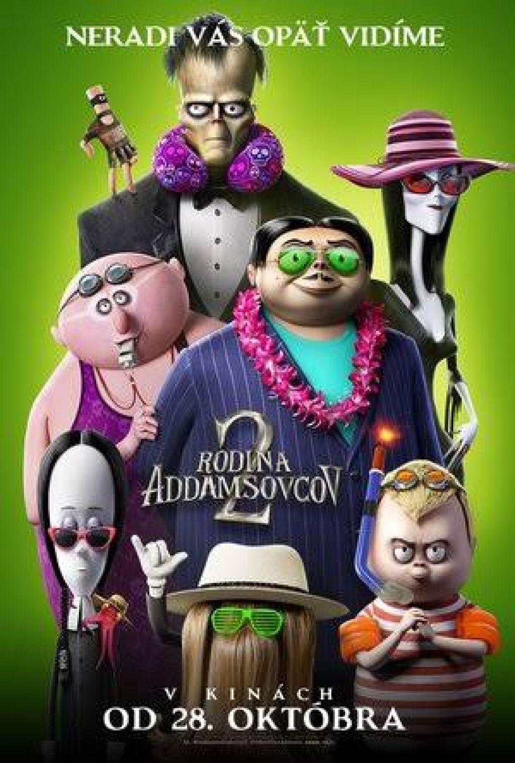 Rodina Addamsovcov 2   spisskanovaves.eu