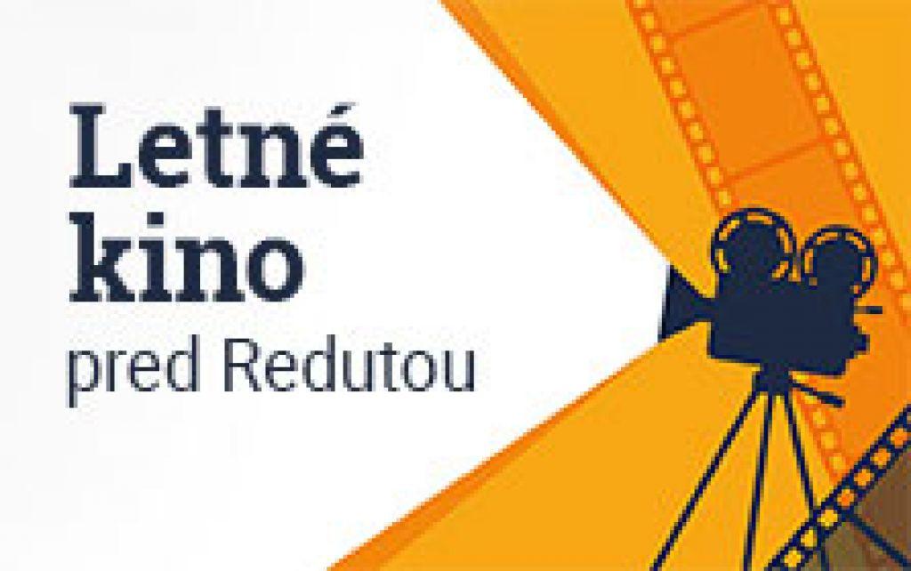 Letné kino pred Redutou   spisskanovaves.eu