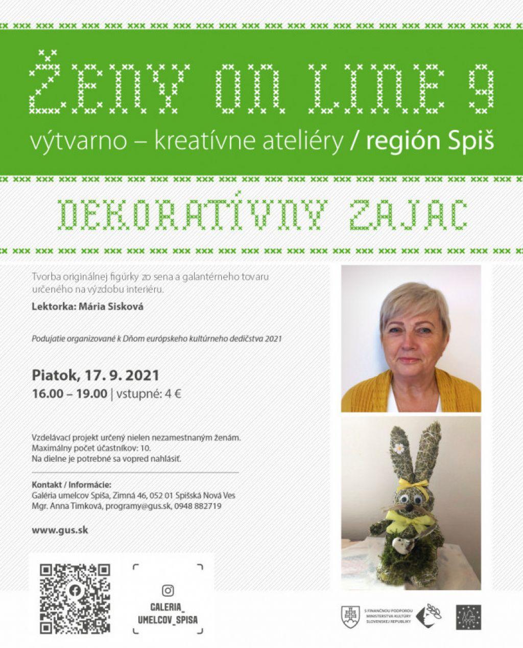 Ženy on line: Dekoratívny zajac   spisskanovaves.eu
