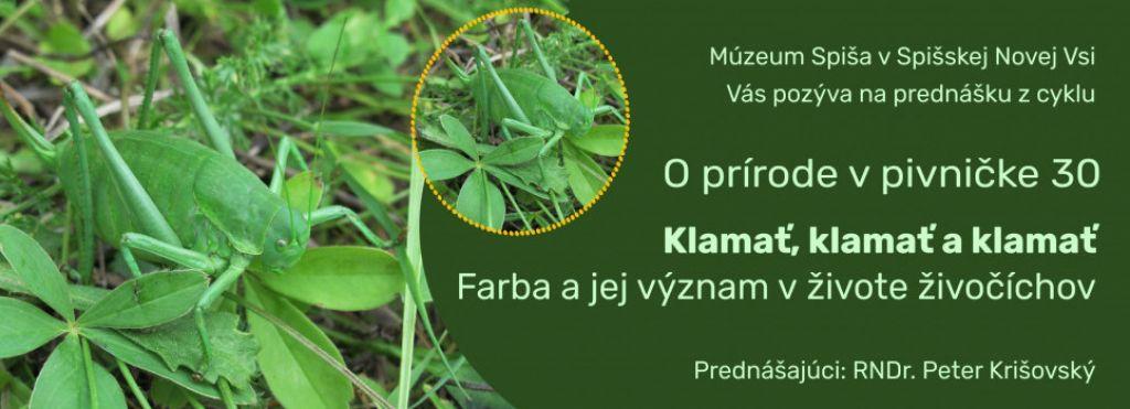 O prírode v pivničke: Klamať, klamať, klamať | spisskanovaves.eu