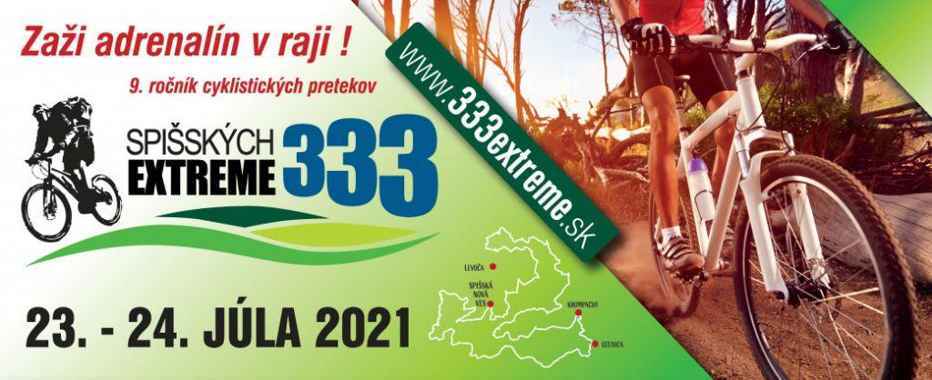 Spišských 333 extreme | spisskanovaves.eu