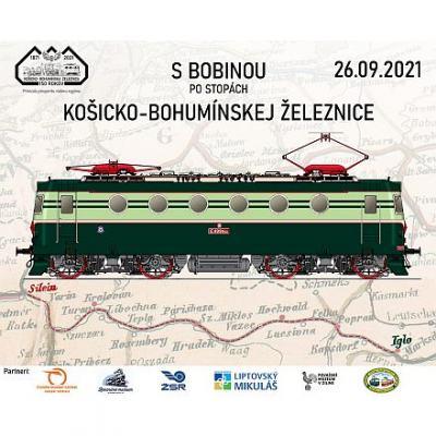 Jazda historickým vlakom, 26. 9. 2021