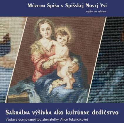 Sakrálna výšivka ako kultúrne dedičstvo | spisskanovaves.eu