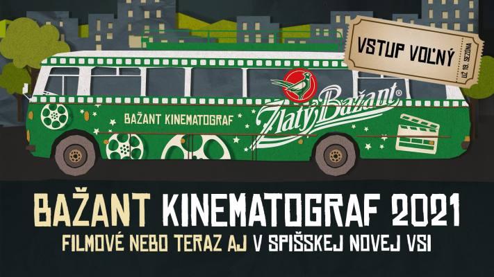 Letný bažant Kinematograf 2021 | spisskanovaves.eu