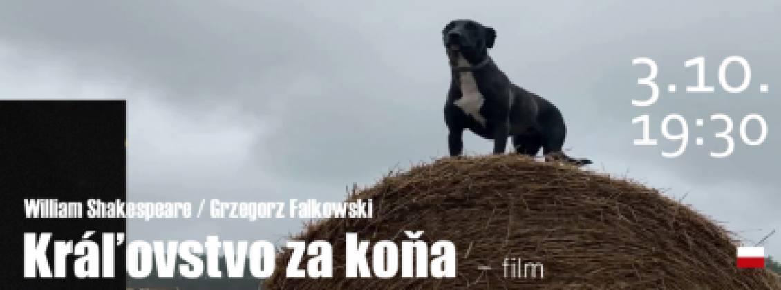 Grzegorz Falkowski: Kráľovstvo za koňa   spisskanovaves.eu
